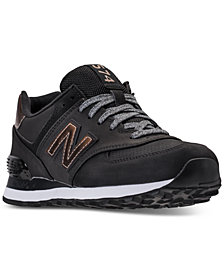 New Balance Women's 574 Varsity Sport Casual Sneakers from Finish Line