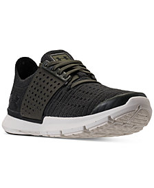 Under Armour Big Boys' Threadborne Slingwrap Running Sneakers from Finish Line