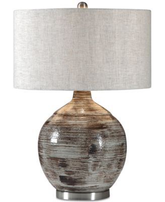 Uttermost Tamula Table Lamp - Lighting & Lamps - For The Home - Macy's