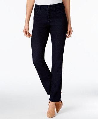 Sheri Tummy Control Slim Leg Jeans, Created For Macy's by Nydj