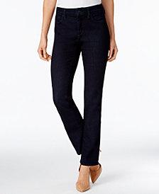 NYDJ Sheri Tummy-Control Slim-Leg Jeans, Created for Macy's