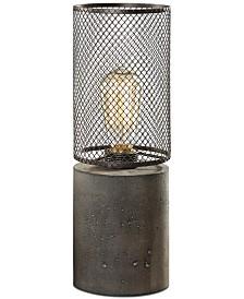 Uttermost Ledro Concrete Table Lamp