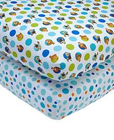 Finding Nemo Crib Sheet 2-Pack