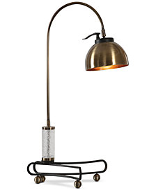 Uttermost Scalino Arch Table Lamp