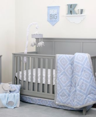 The Dreamer Collection 8-Pc. Crib Bedding Set