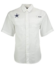 Men's Dallas Cowboys Tamiami II Button-Up Shirt