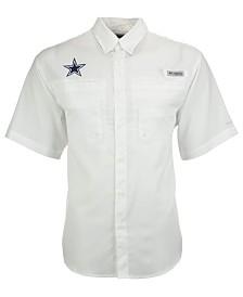 Columbia Men's Dallas Cowboys Tamiami II Button-Up Shirt