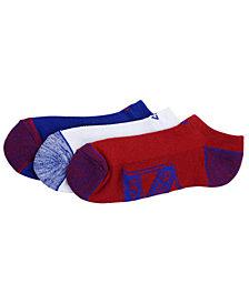 '47 Brand New York Rangers 3pack Blade Motion No Show Socks