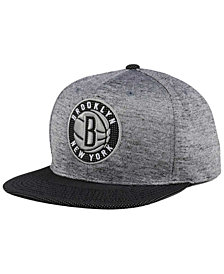 Mitchell & Ness Brooklyn Nets Space Knit Snapback Cap