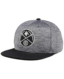 Mitchell & Ness Denver Nuggets Space Knit Snapback Cap