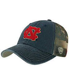 Top of the World North Carolina Tar Heels Flagtacular Cap