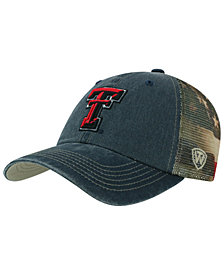 Top of the World Texas Tech Red Raiders Flagtacular Cap