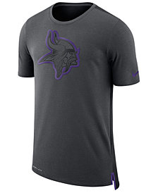 Nike Men's Minnesota Vikings Travel Mesh T-Shirt