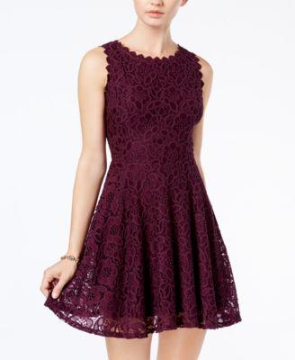 Blue Dresses For Juniors: Shop Blue Dresses For Juniors - Macy's