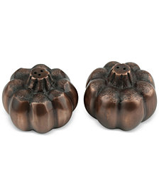 Thirstystone Harvest 2-Pc. Pumpkin Salt & Pepper Shakers