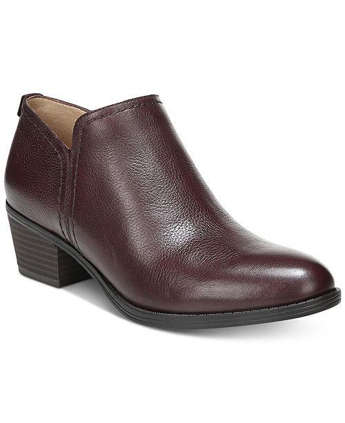 d22c6a06d15b7 Naturalizer Zarie Booties & Reviews - Boots - Shoes - Macy's