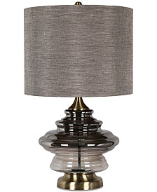 Harp & Finial Kimball Table Lamp