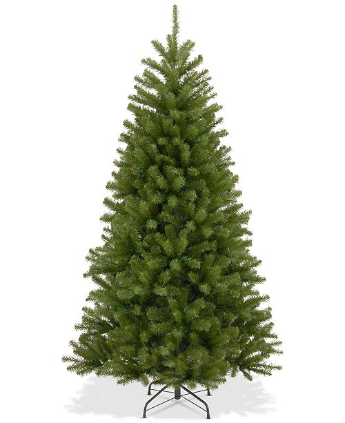 National Tree Company 6.5' North Valley Spruce Tree