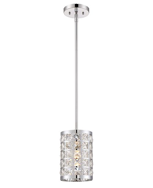 Lite Source Damond Pendant Lamp
