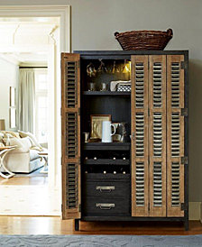 Veronica Home Bar Cabinet