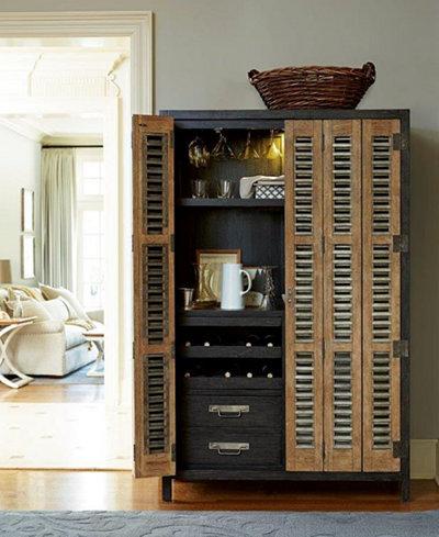 Veronica Home Bar Cabinet