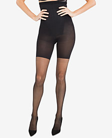 SPANX Women's  High Waisted Tummy Control Sheers, also available in extended sizes