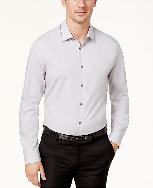 Alfani Men's Eco Fresh Shirt, Created for Macy's
