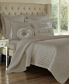Satinique Quilted King Quilt