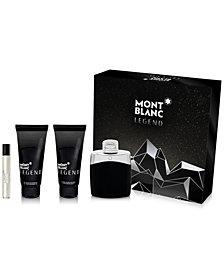 Montblanc Men's 4-Pc. Legend Gift Set