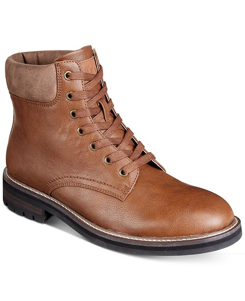 bb28546f2 Tommy Hilfiger Men s Horus Boots   Reviews - All Men s Shoes - Men ...