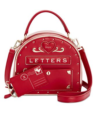 kate spade new york Yours Truly Mailbox Mini Bag
