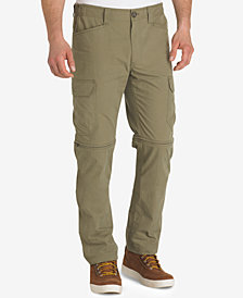 G.H. Bass & Co. Men's Ranger Zip-Off Cargo Pants