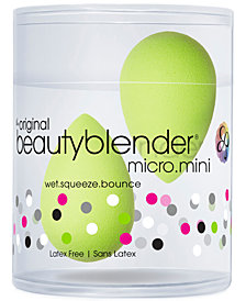 beautyblender® micro.mini makeup sponge applicator