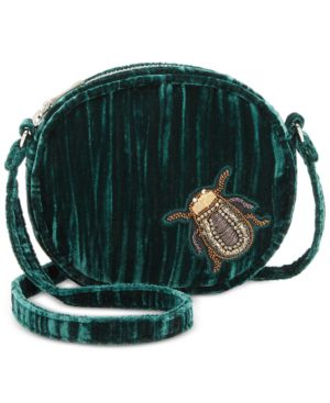Steve Madden Lotus Canteen with Bug Appliques 4860428