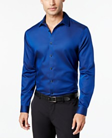 I.N.C. Men's Non-Iron Shirt, Created for Macy's