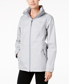 The North Face Louisa Fleece-Lined Rain Jacket 8632e1fa6