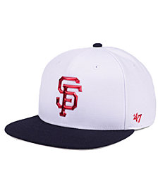 '47 Brand San Francisco Giants Firework CAPTAIN Cap