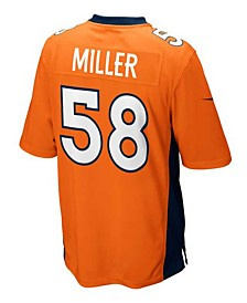 Nike Men's Von Miller Denver Broncos Game Jersey