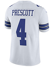 Nike Men's Dak Prescott Dallas Cowboys Vapor Untouchable Limited Jersey