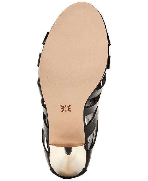 d072b3677e BCBGeneration Nadeline Cone-Heel Dress Sandals   Reviews - Sandals ...