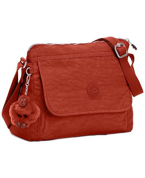 368b5f7ad Kipling Aisling Crossbody & Reviews - Handbags & Accessories - Macy's