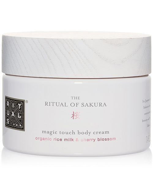 RITUALS The Ritual Of Sakura Magic Touch Body Cream, 7.4 oz.