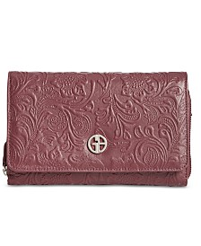 Burberry Wallet At Macy's