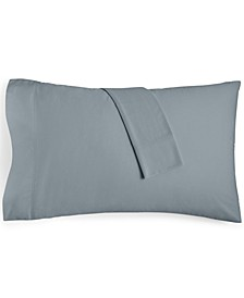 CLOSEOUT! Sleep Soft Standard Pillowcase Pair, 300-Thread Count 100% Cotton, Created for Macy's