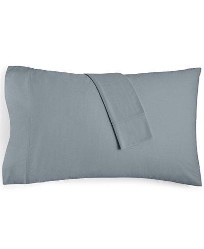 Charter Club Sleep Soft Standard Pillowcase Pair, 300-Thread Count 100% Cotton, Created for Macy's
