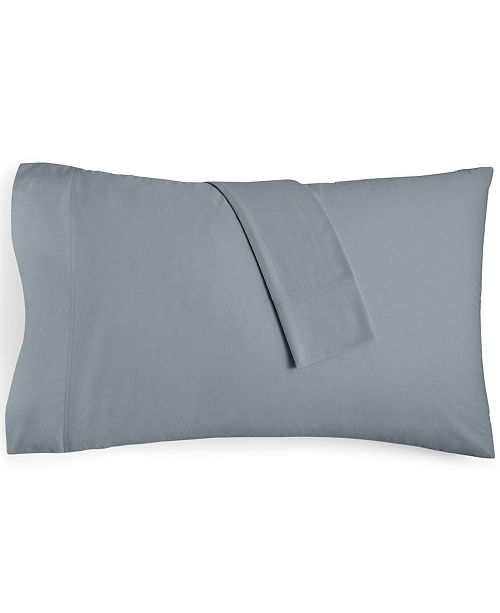 Charter Club Sleep Soft Standard Pillowcase Pair, 300-Thread Count 100% Cotton, Created for Macy's
