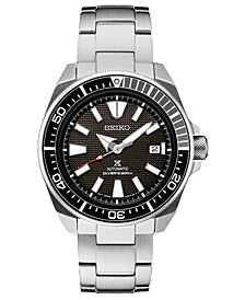 Men's Automatic Prospex Diver Stainless Steel Bracelet Watch 44mm