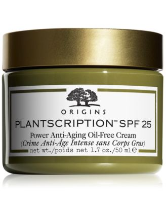 Plantscription SPF 25 Anti-aging Oil-free Face Cream 1.7 oz.