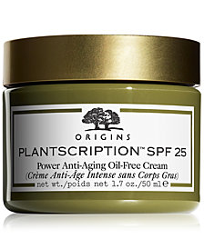 Origins Plantscription SPF 25 Anti-aging Oil-free Face Cream 1.7 oz.