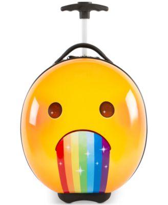 E-Motion Rainbow Kid's Suitcase